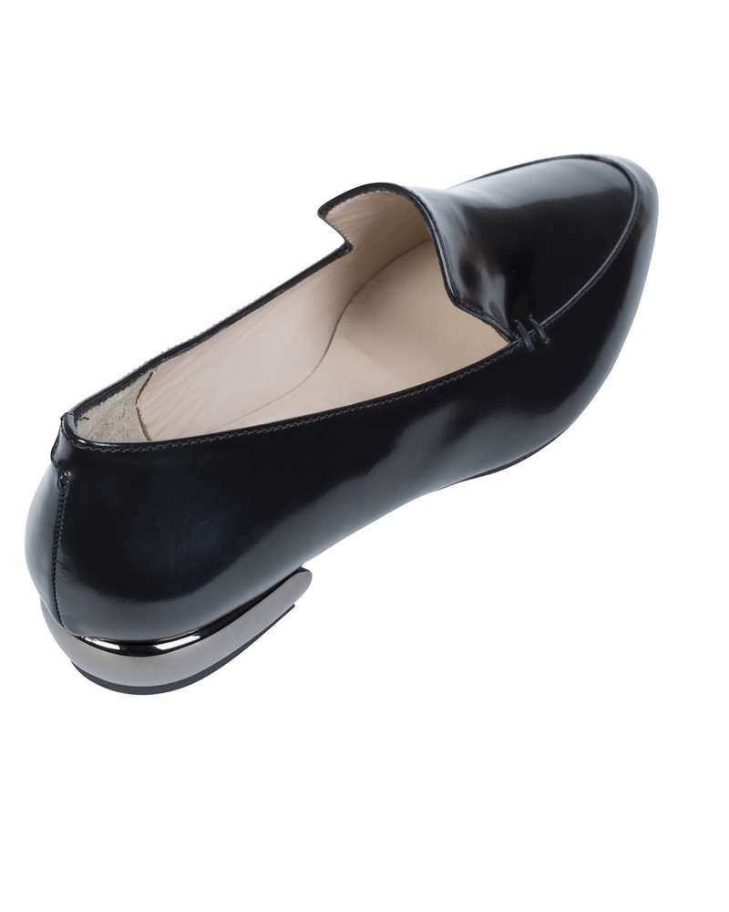 Bianca Buccheri Fleur Loafer Black