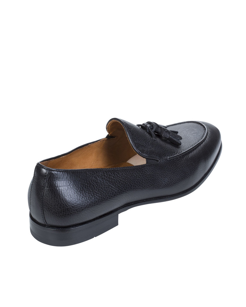 Morandi 3041m Romeo Loafer Black