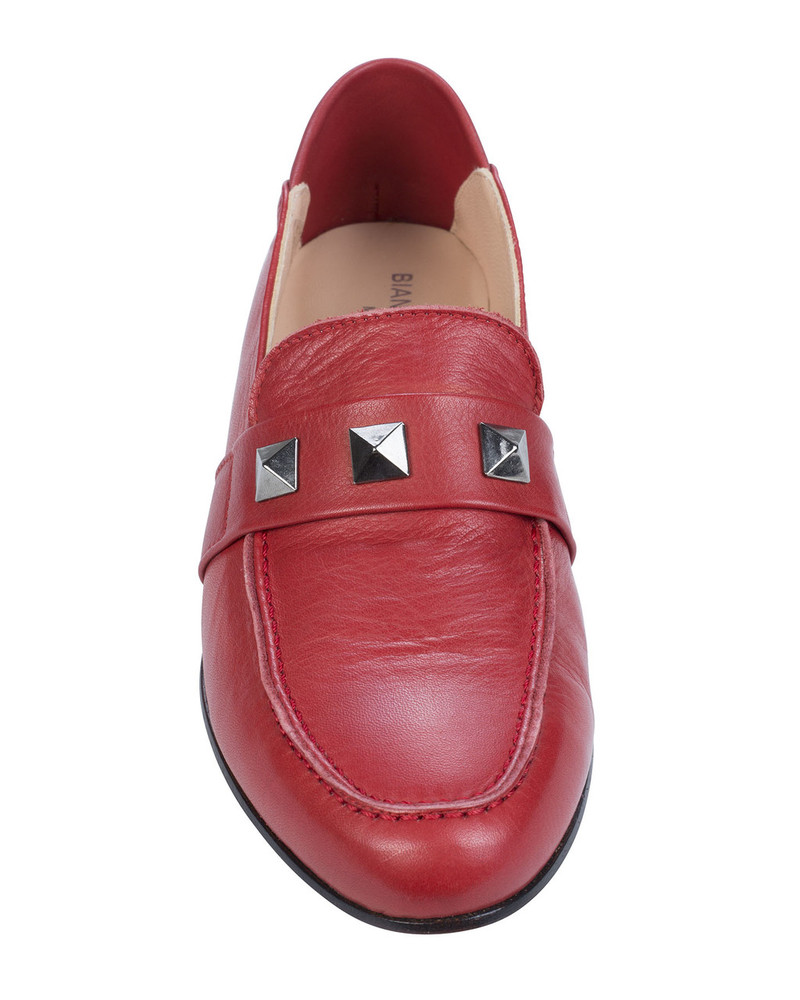 Bianca Buccheri Perdita Loafer Red