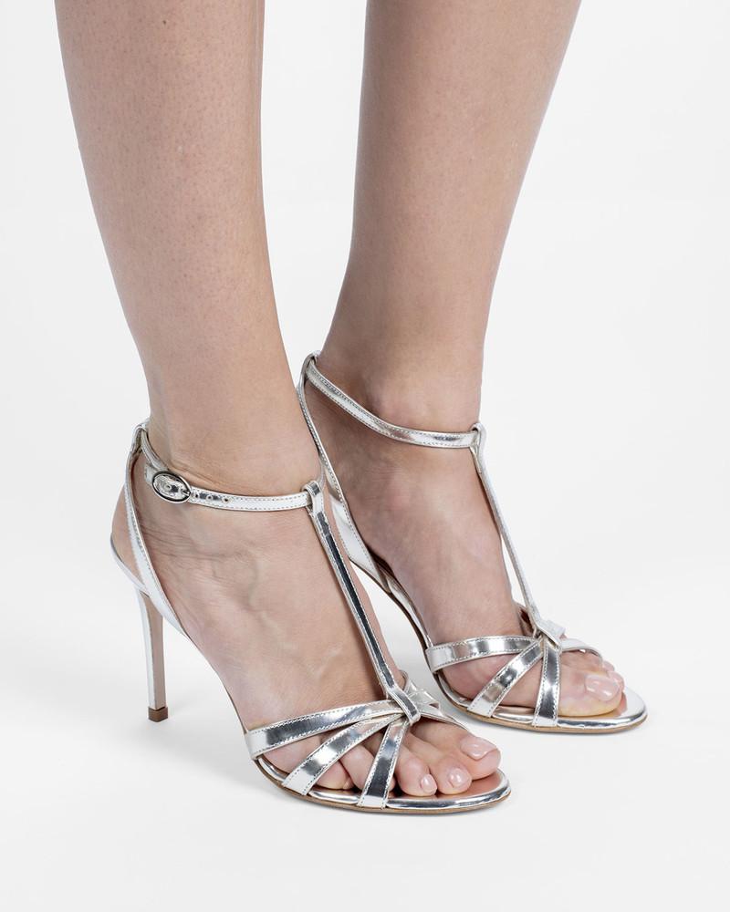 Bianca Buccheri Yasmin Sandal Pale Gold