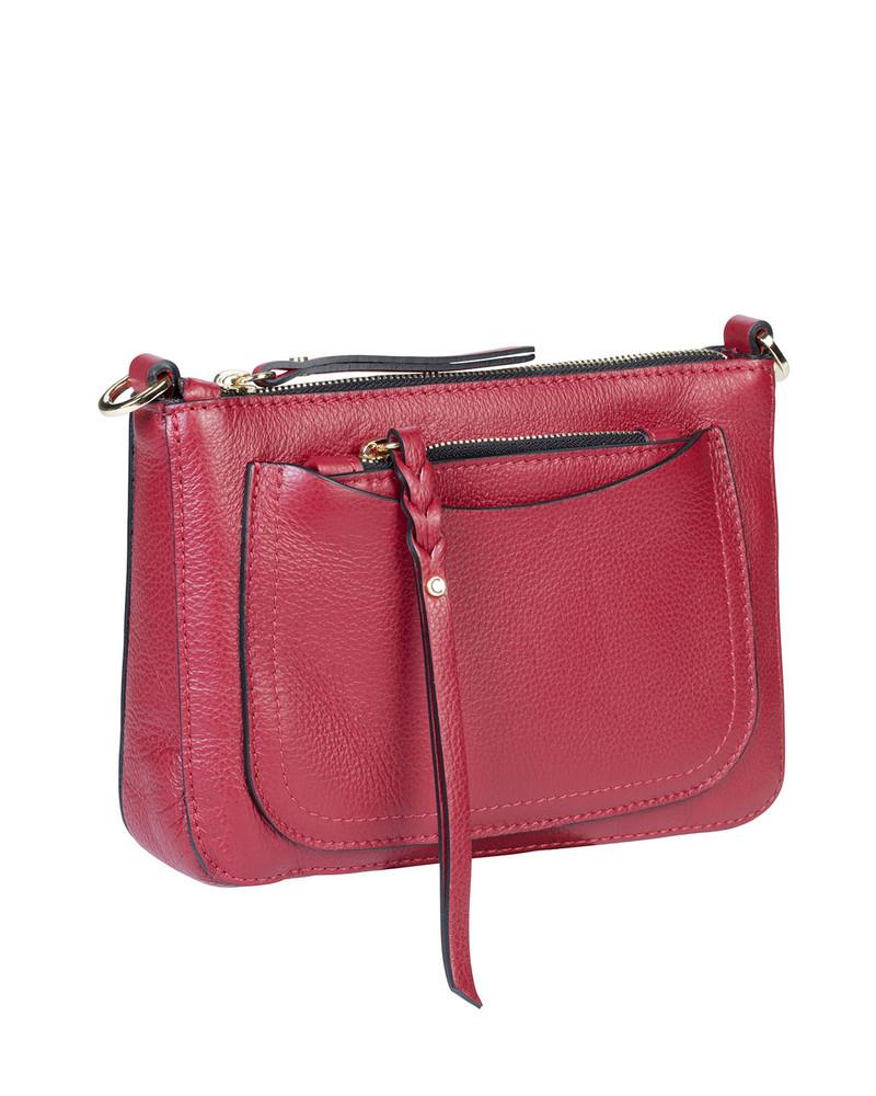 Gianni Chiarini Ogiva Bag Red