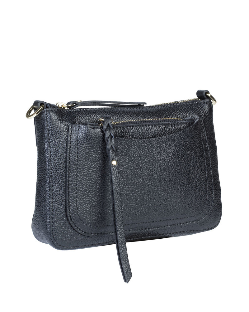Gianni Chiarini Ogiva Bag Black