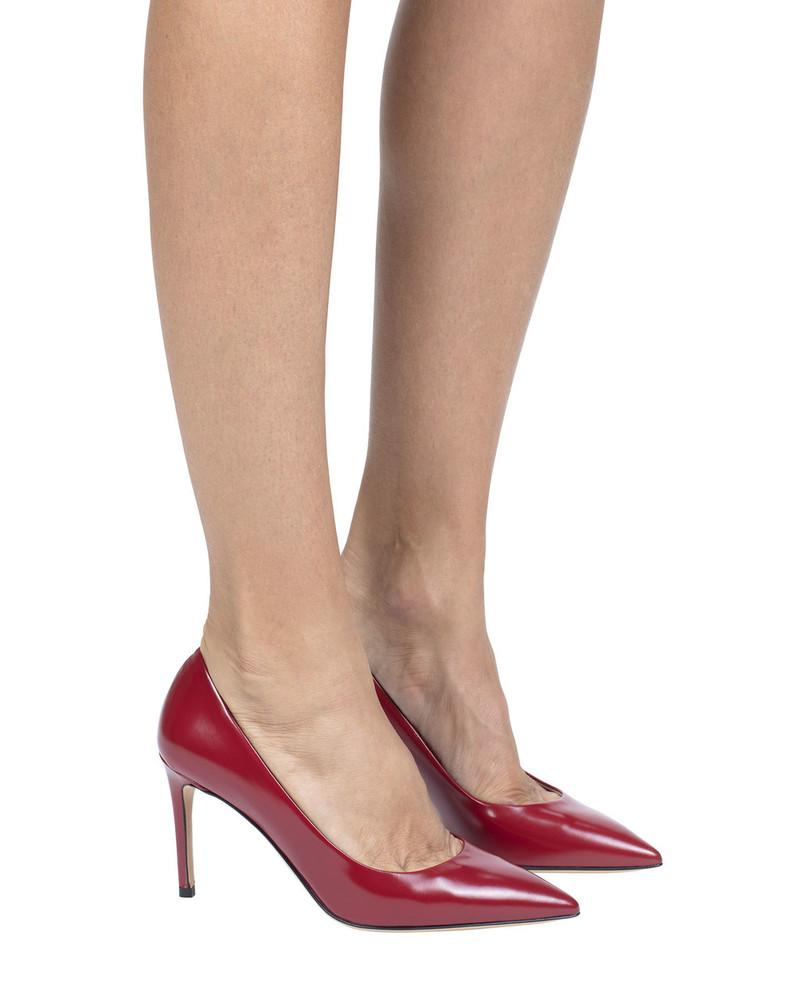 Bianca Buccheri Rosalie Pump Red