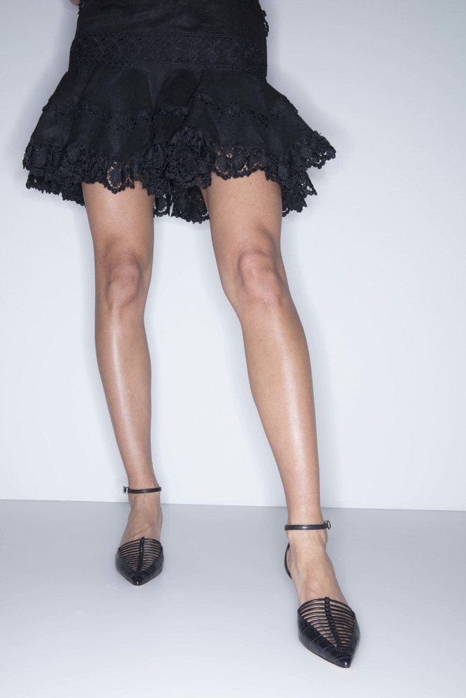 Bianca Buccheri Aletta Pump Black