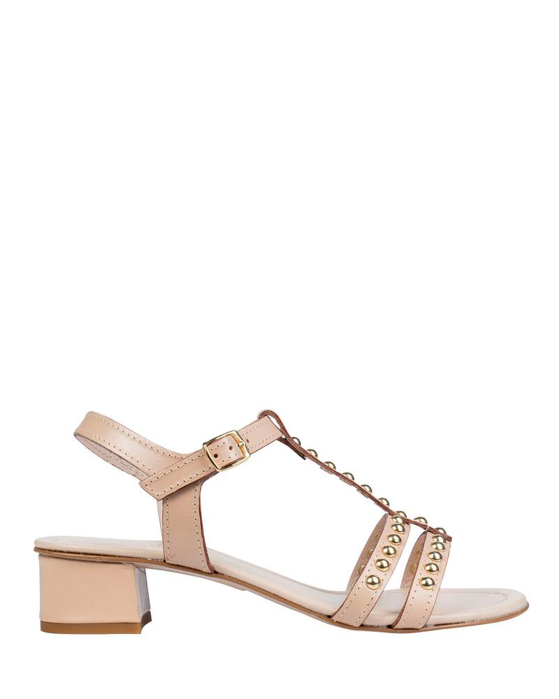 Bianca Buccheri Amadea Sandals Beige