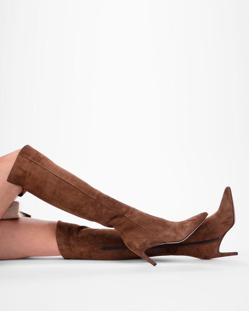 Bianca Buccheri Malizia Boot Brown