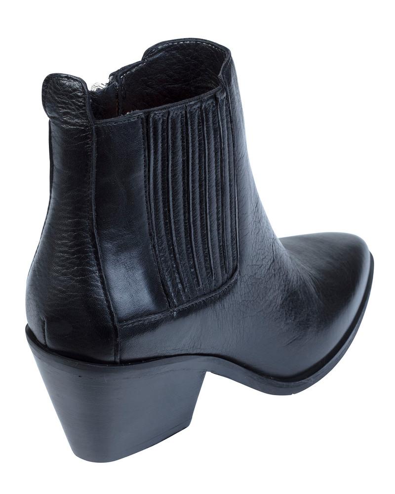 Bianca Buccheri Vittoria Boots Black