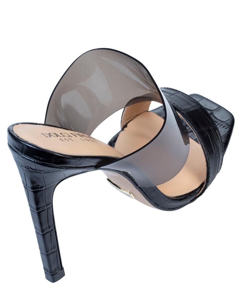 Lia Black Sandals