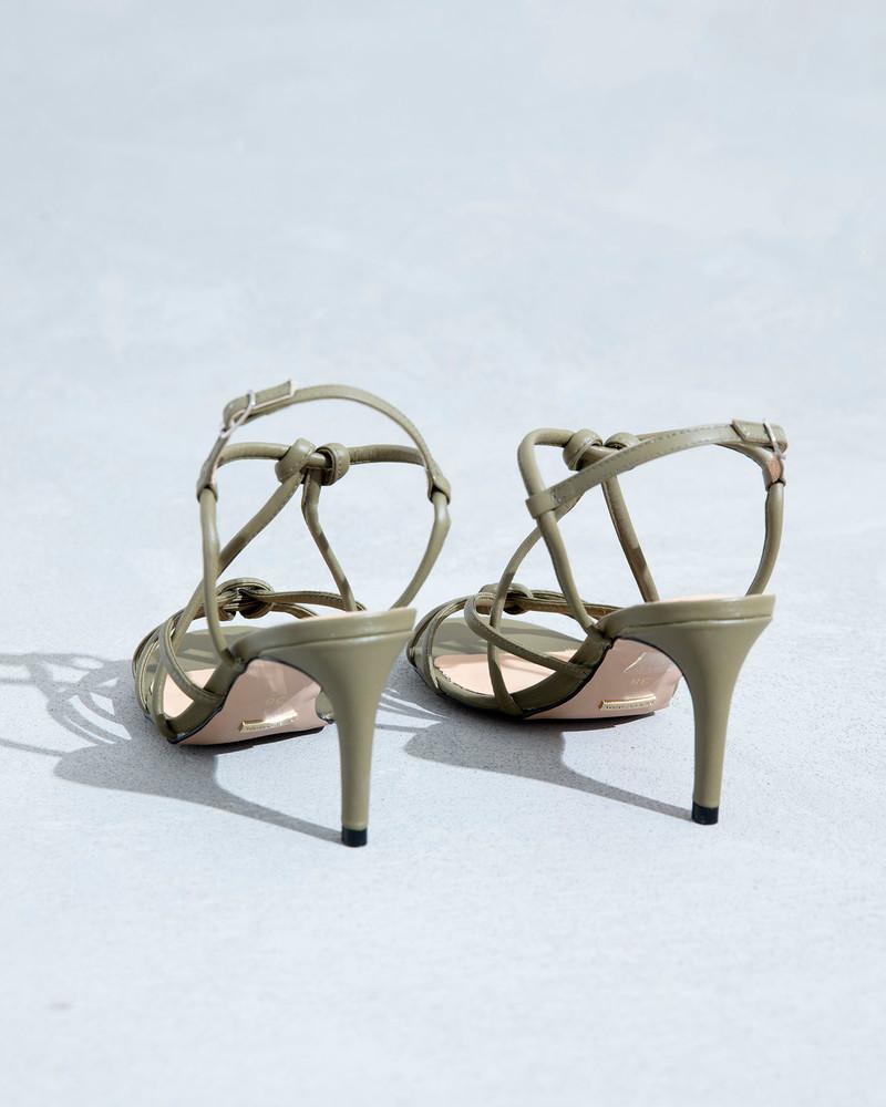 Aurora Khaki Sandals