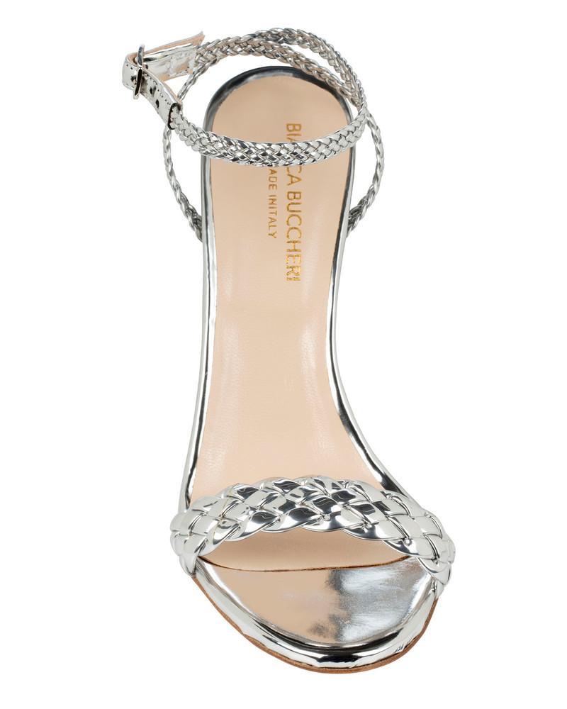 Bianca Buccheri Marzia Sandal Silver