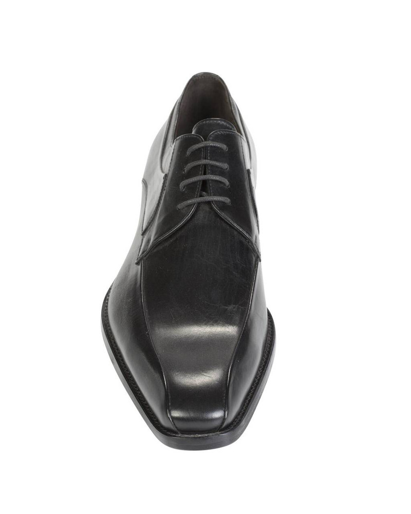 Morandi 2953m Mens Lace Up Black