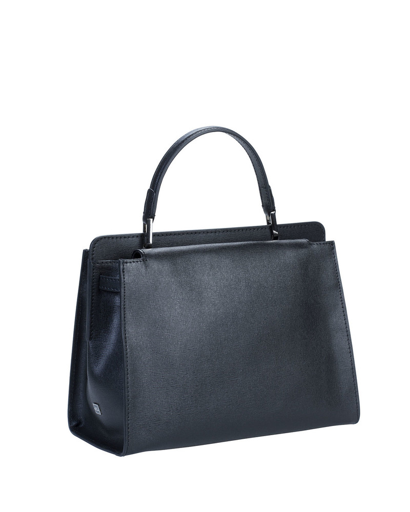 Gianni Chiarini Bs5005Gc Leather Bag Black