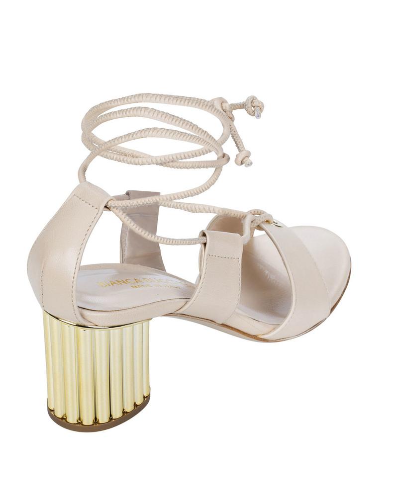 Bianca Buccheri Assia Sandal Nude