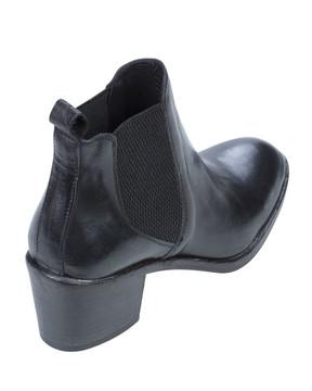 Bianca Buccheri 5264bb Cybele Boot Black