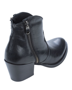By Bianca 136bb Lotte Boot Black