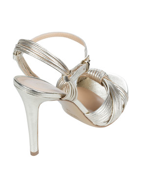 Bianca Buccheri Follina Sandal Pale Gold
