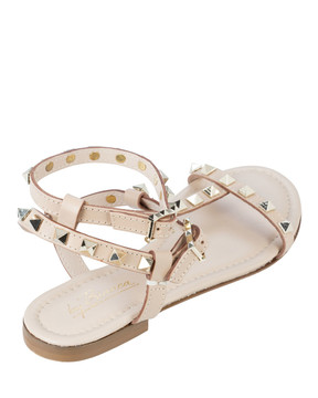 By Bianca Cosio Sandal Nude