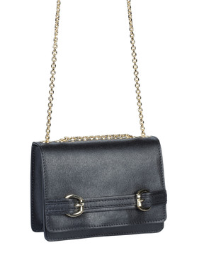 Gianni Chiarini Moccassina Bag Black