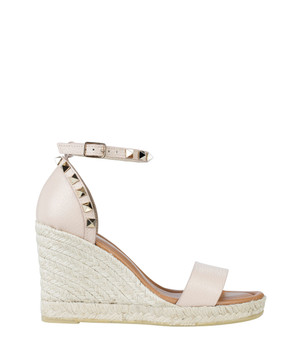 Bianca Buccheri Pignola Wedge Blush