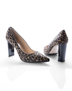 Bianca Buccheri Astrid Pump Animal