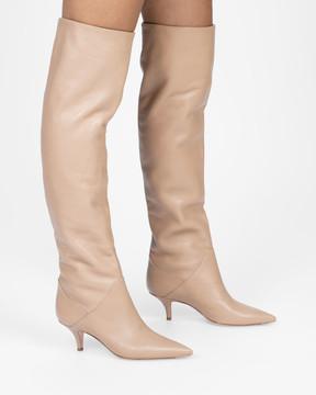 Bianca Buccheri Chiara Boot Nude