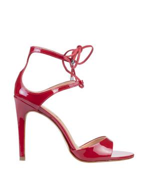 Bianca Buccheri Kaia Sandal Red