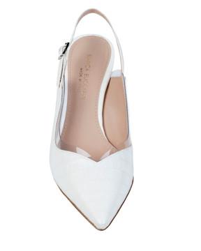 Bianca Buccheri Andria Pump White