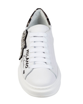 Bianca Buccheri Milano Sneaker White