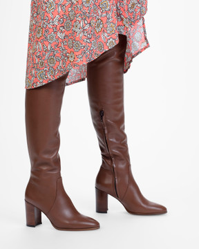 Bianca Buccheri Leila Boot Brown