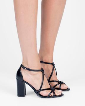 Carlotta Black Sandals