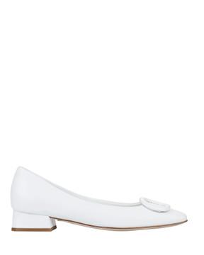 Bianca Buccheri 3446bb Analia White Flats