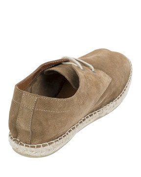 Norberto Costa Elvin Espadrille Lace Up Tobacco