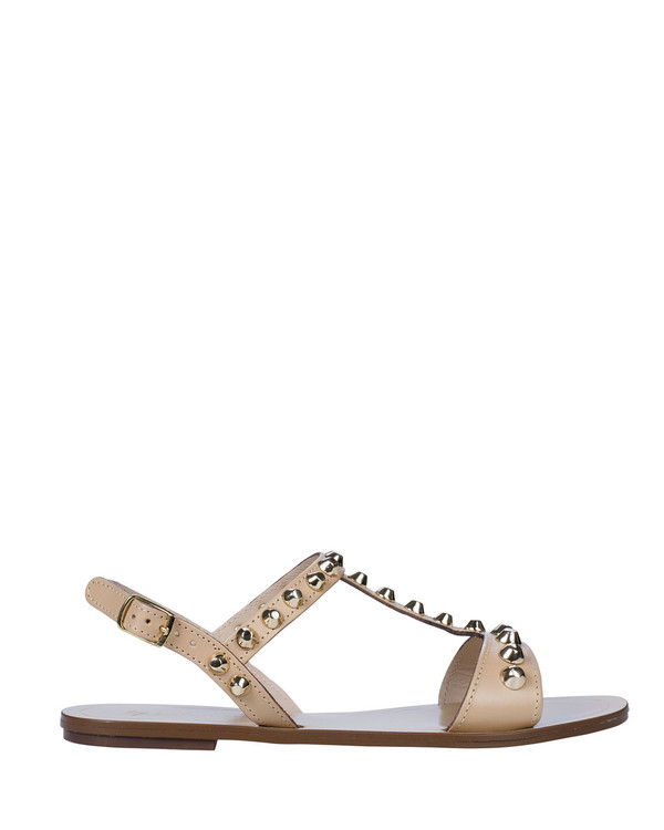 By Bianca 1997bb Samara Sandal Beige side view