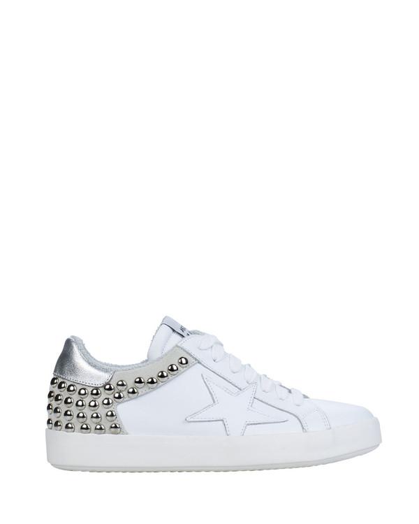 Meline 1763m Peyton Sneaker White