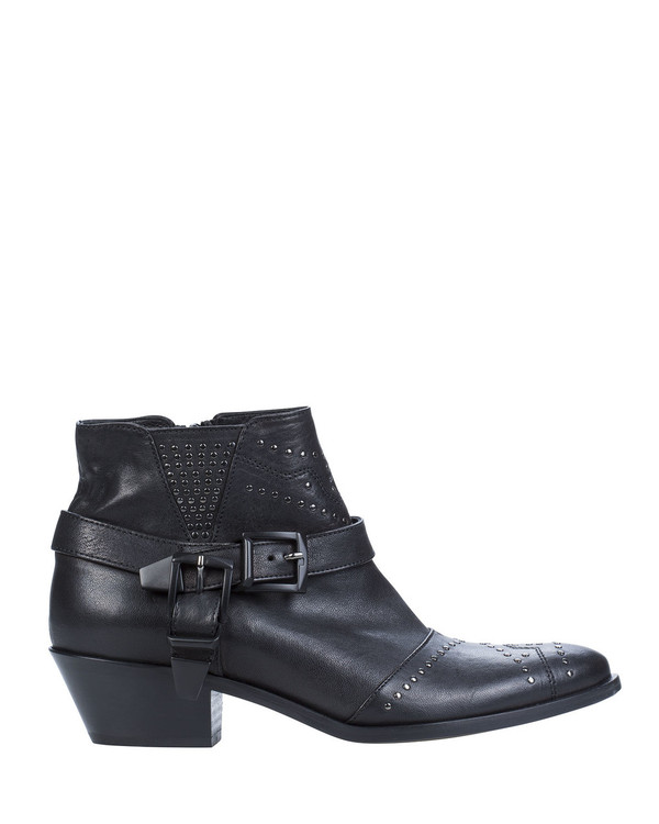 Bianca Buccheri 1696bb Alice Boot Black