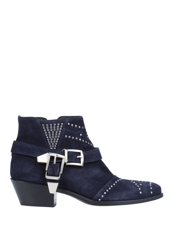 Bianca Buccheri 1696bb Alice Boot Navy
