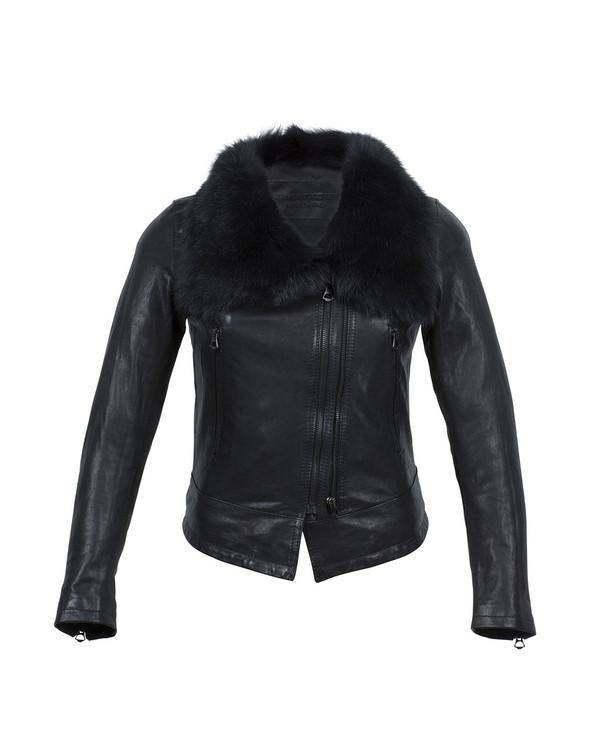 Bianca Buccheri Brerabb Brera Jacket Black