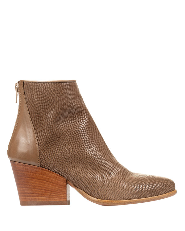 Bianca Buccheri Dahlia Boot Nutmeg