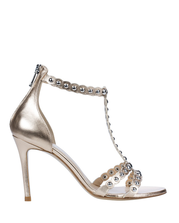 Bianca Buccheri EP15bb Messina Sandal Rose Gold