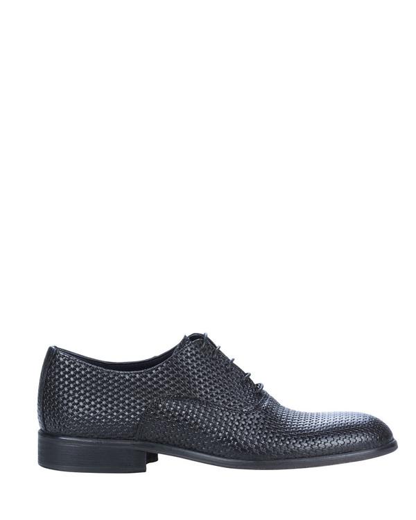 +2 1557Lp Sergio Shoe Black
