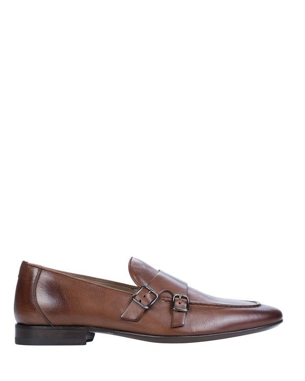 Morandi 1407m Niccolo Shoe Brown
