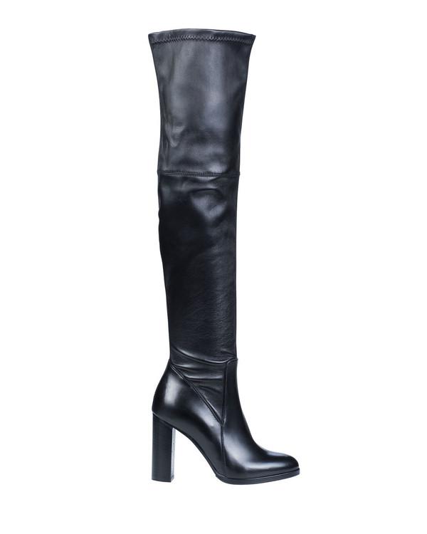 Bianca Buccheri 5571bb Illona Boot Black