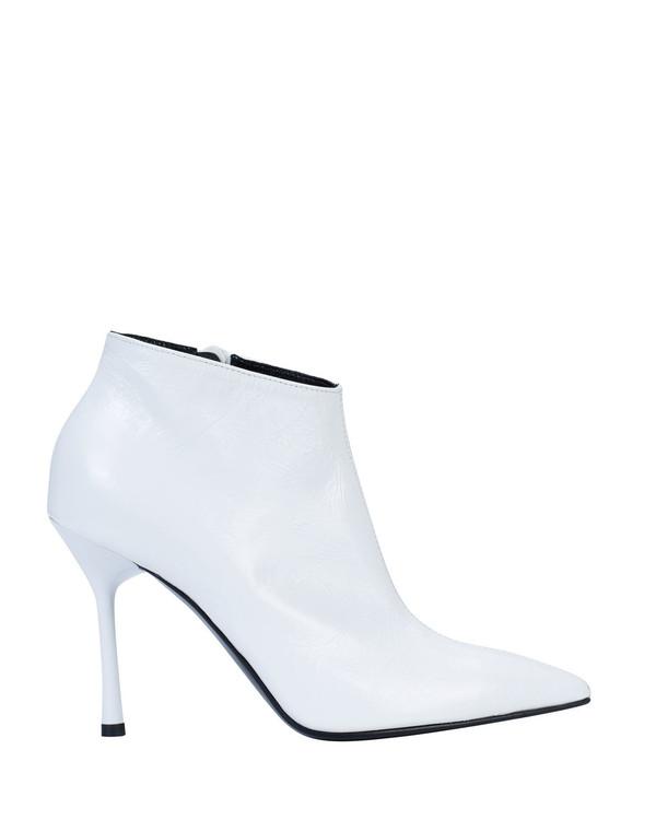 Bianca Buccheri VA0002bb Valeria Boot White