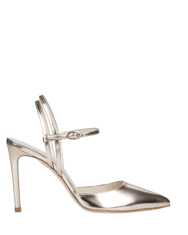 Bianca Buccheri EP29bb Silvi Pump Rose Gold