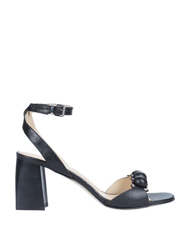 Bianca Buccheri Carini Sandal Black