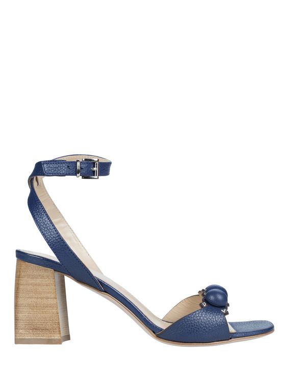 Bianca Buccheri Carini Sandal Blue