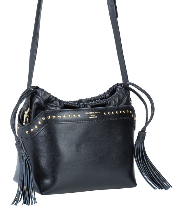 Christian Villa 03855CHE Bag Black