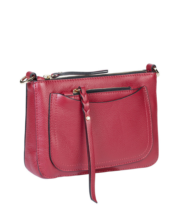 Gianni Chiarini Ogiva Bag Red