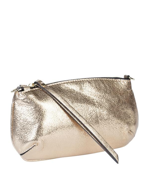 Gianni Chiarini Tilla Bag Antique Gold