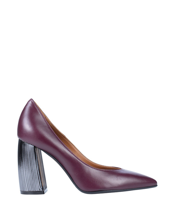 Bianca Buccheri Margot Pump Bordeaux